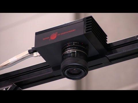 Världens skarpaste inspektionskamera