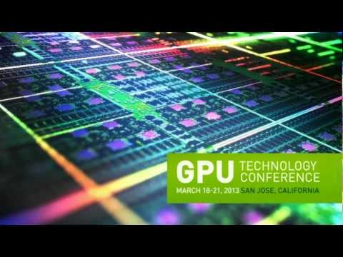 GPU Technology Conference 2013