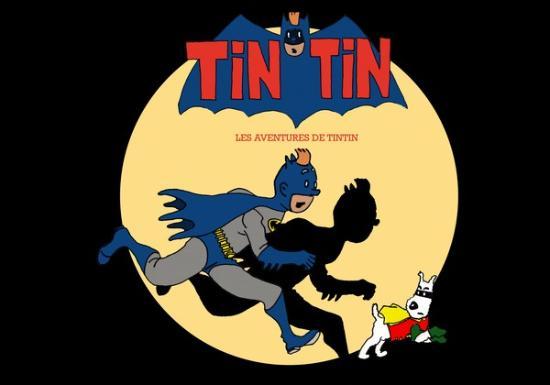 Tintin på maskerad