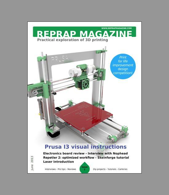 Bld3r – Ny sajt för fildelning av 3D-printobjekt