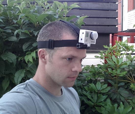 Dagens 3D-print – Fäste för GoPro-kamera