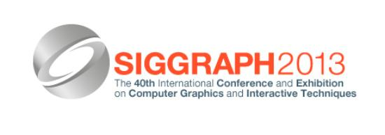 Exklusiva CT-reportage från SIGGRAPH 2013
