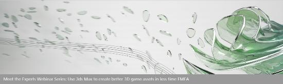 Meet the Experts: Use 3ds Max to create better 3D game assets in less time