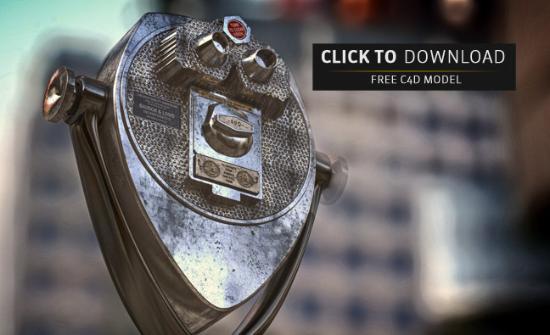 Ladda hem gratis 3D-modell för CINEMA 4D