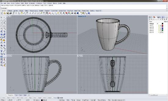Program gör det enkelt att balansera 3D-utskrifter