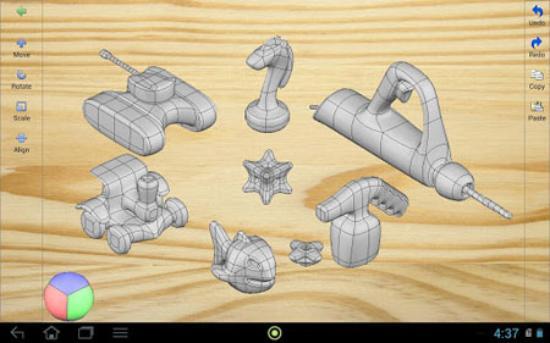 ASCON släpper gratis 3D-modelleringsapp för mobiler