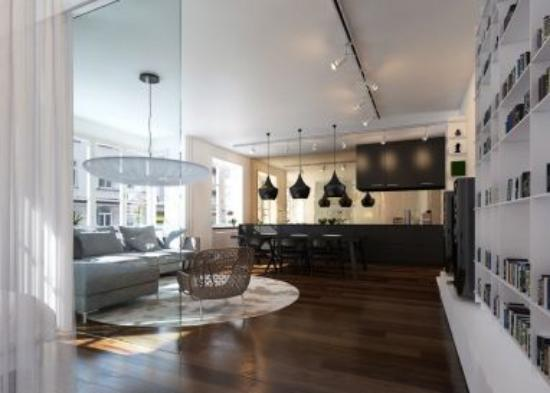 Visuella Ikea möbler i ditt eget hem