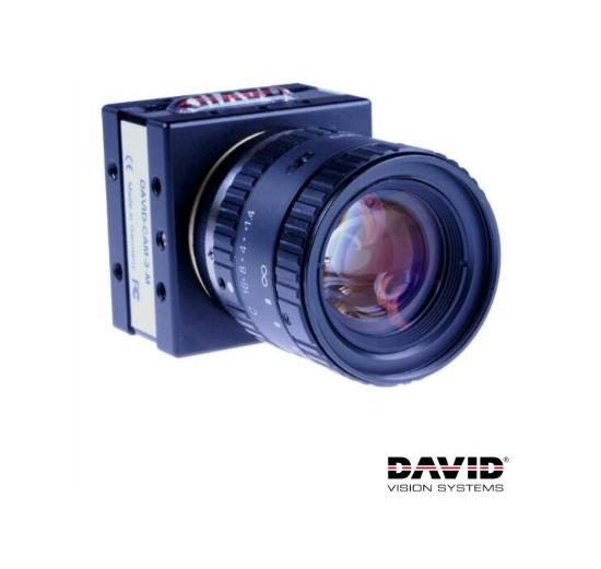 Ny högupplöst kamera för DAVID Laser Scanner
