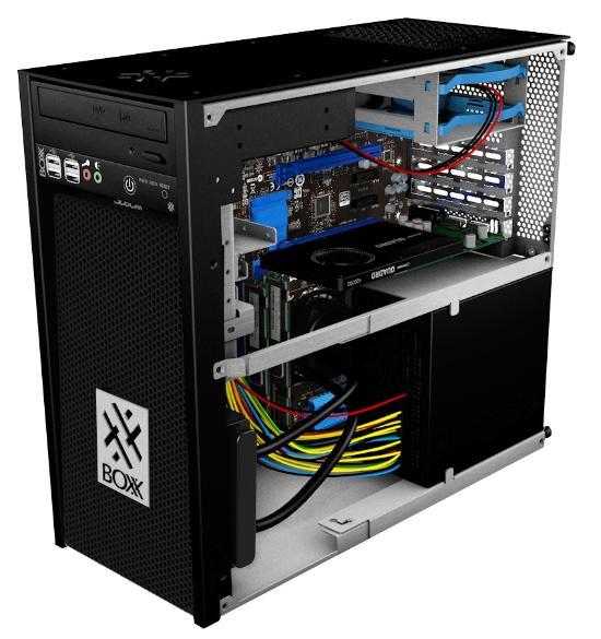 Jeff Rowe på MCAD Café testar 3DBOXX 4150 XTREME