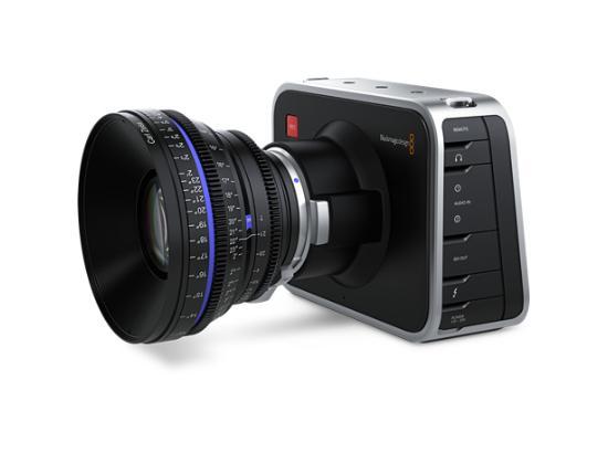 Lägre pris på Blackmagics Cinema Camera