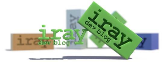 Se en webinar i iray för Autodesk 3ds Max