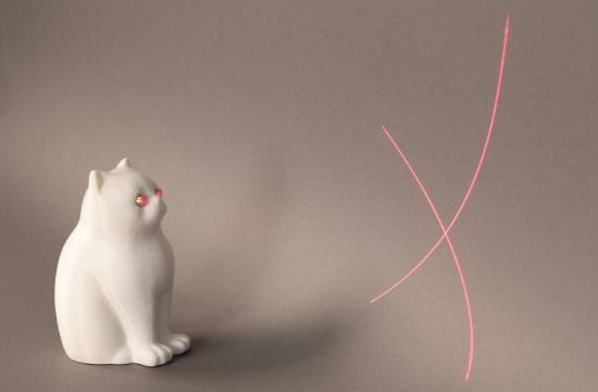 Dagens 3D-skanning – Porslinskatt med laserögon!