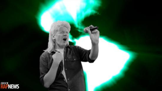 Julian Assanges nya roll – politiker i senaten