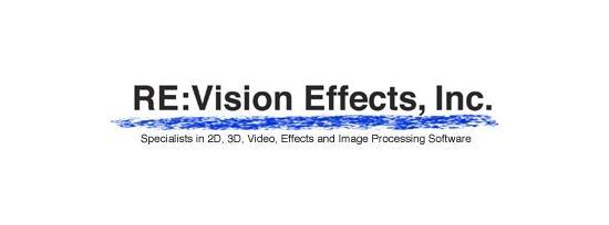 Nyheter från RE:Vision Effects