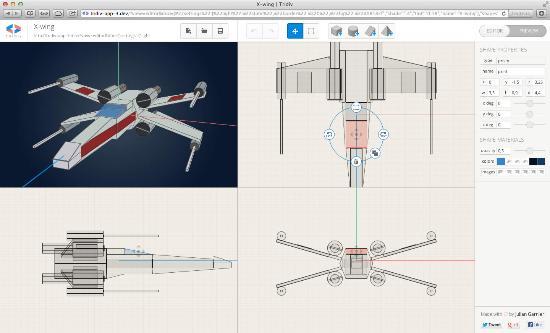 Tridiv  – spännande verktyg för 3D på webben