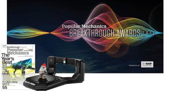 Digitizer – Vinnare av Breakthrough Awards 2013