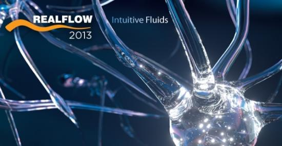 Ny uppdatering för RealFlow 2013 ute nu