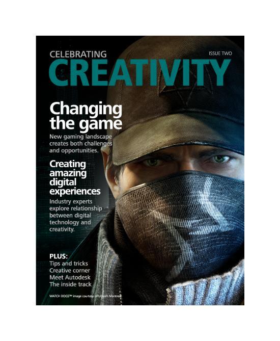 "Autodesks ""Celebrating Creativity"" ute nu!"