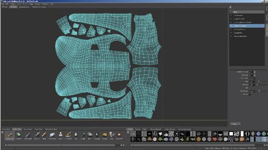 Testa Autodesk Shapeshifter