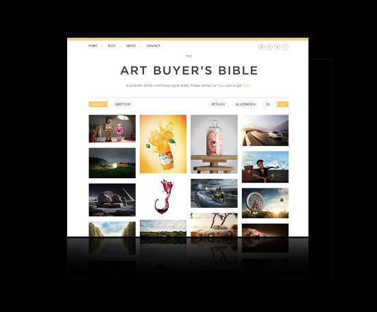 Art Byer´s Bible – En samling av världens bästa 3D-artister!