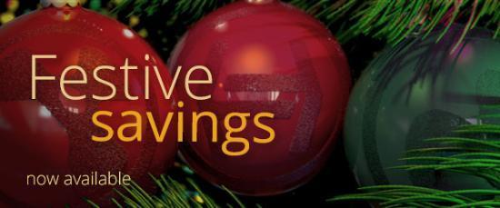 Julpris på DAVID – SLS-1