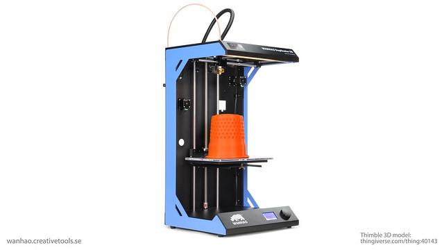 Wanhao Duplicator 5 S Desktop 3D Printer