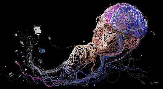 Fantastiska illustrationer av Charis Tsevis