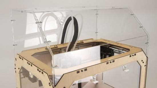 Huv för MakerBot Replicator 1 3D-skrivare