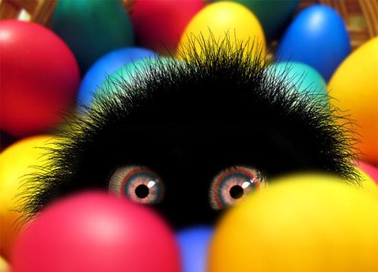 GLAD PÅSK med FurryBall – 50% rabatt