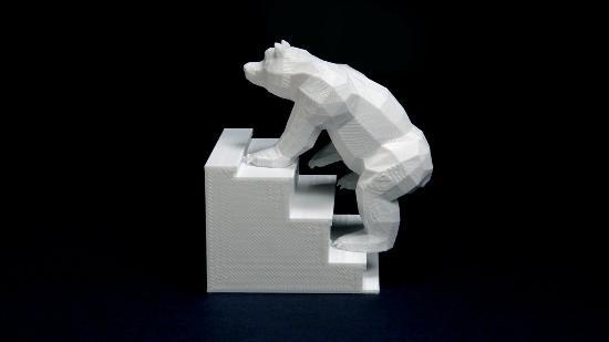 Supercool 3D-printad animation. Måste ses!