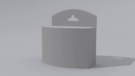 Modellera ett produktpaket med MODO