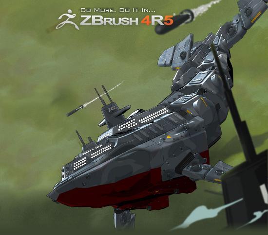ZBrush 4R5 är släppt!