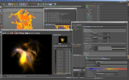 Se webinars om Krakatoa for C4D