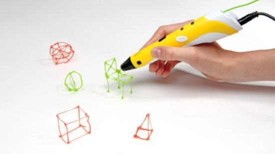 Rita i 3D med 3D-penna!