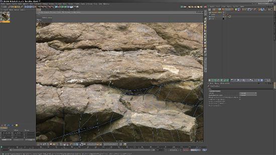 Camera mapping med CINEMA 4D