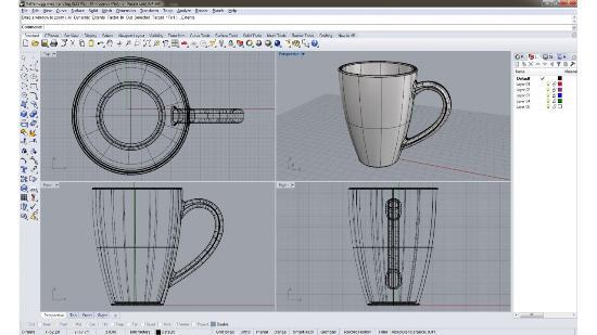 Dagens 3D-print – Gummibandkulspruta