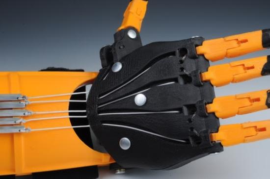 Dagens 3D-print – Fler och fler handproteser