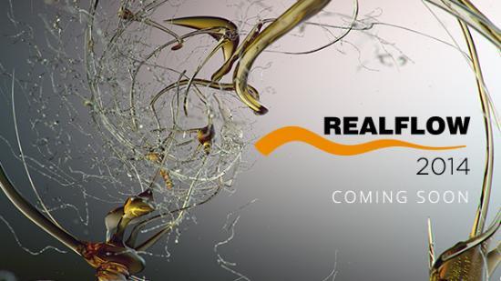 Förbeställ RealFlow 2014  och få 15% rabatt!