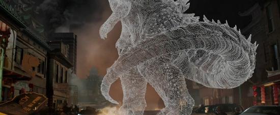 Bakom kulisserna på Godzilla från MPC