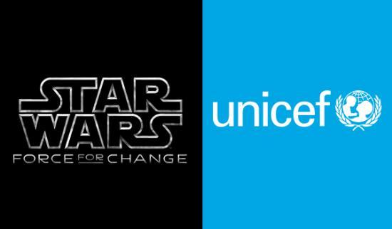 Var med i Star Wars VII och hjälp UNICEF!