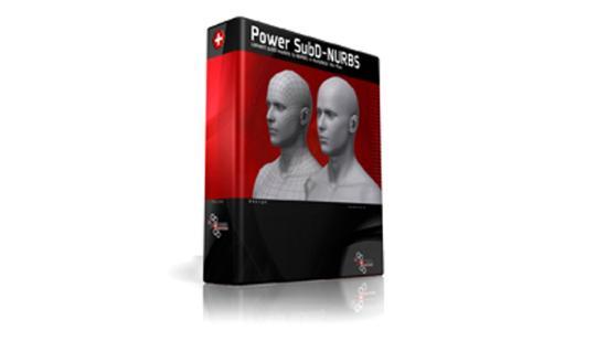 Uppdaterad Power SubD-NURBS i webbutik
