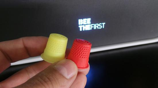 Uppdaterade bilder på 3D-utskrifter