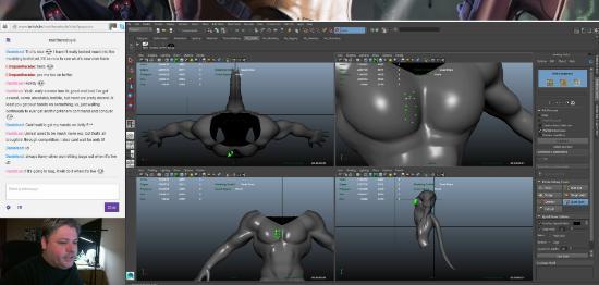 Om Tom Burtonwoods arbete med 3D-printing
