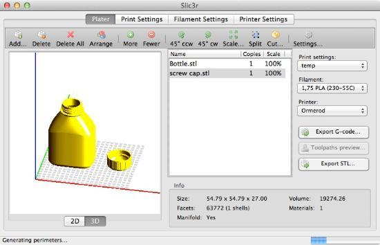 Gör om 3D-skrivaren till en Pick-n-Place maskin
