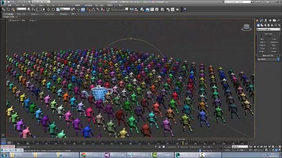 Skapa fraktaler i Autodesk 3ds Max