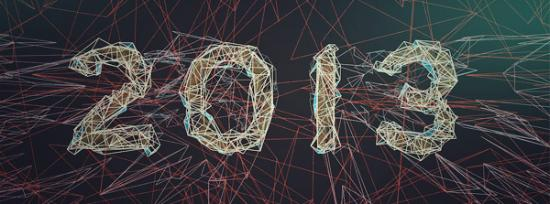 GSGs nyårslöfte: ett  projekt om dagen 2013!