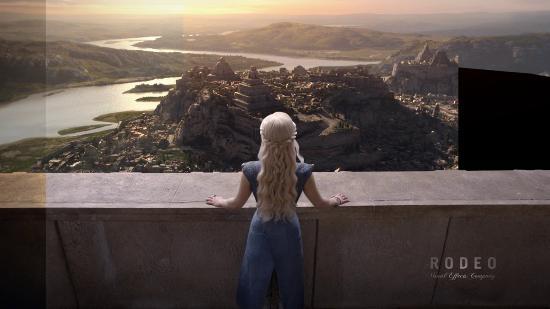 Game of Thrones säsong 4 – VFX Breakdown