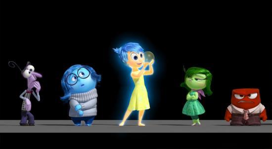 Nya Pixar-karaktärer presenterade
