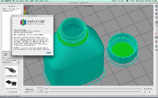 Låt 3D-skrivaren komma in i hemmet