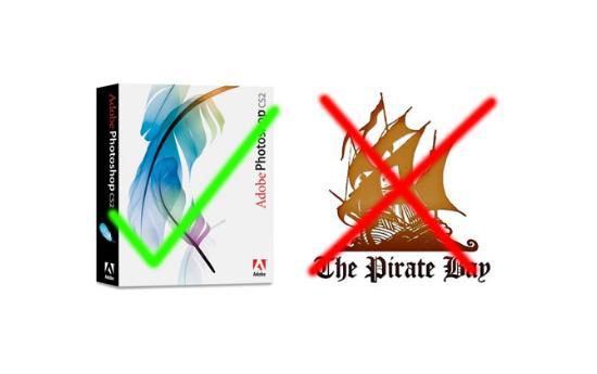 Adobe råkade släppa CS2 gratis!